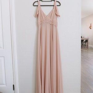Laundry by Shelli Segal Blush Dress
